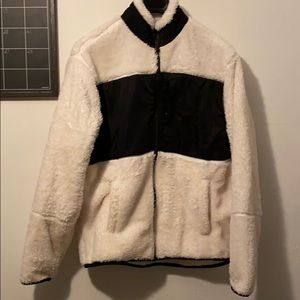 Urban Outfitters Teddy Zip Up